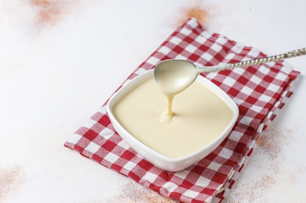 gecondenseerde melk maken